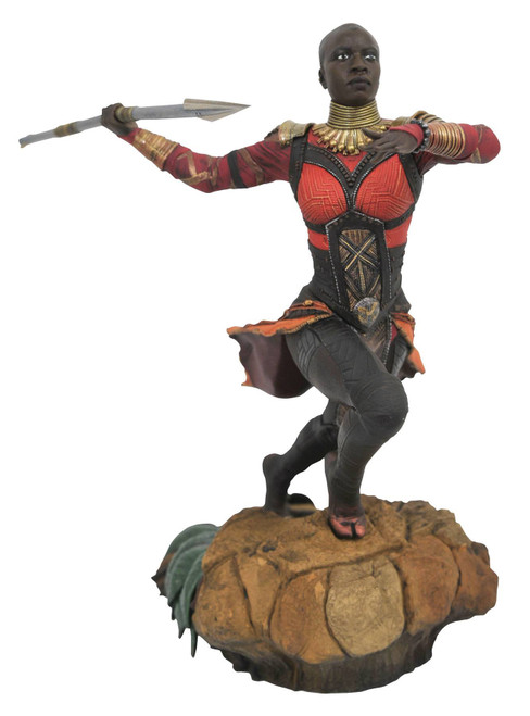 MARVEL GALLERY BLACK PANTHER MOVIE OKOYE