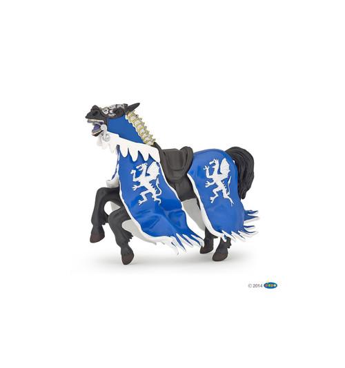 Blue Dragon King Horse