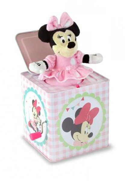 Disney - Minnie Mouse Jack in the Box