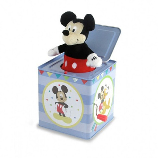 Disney - Mickey Mouse Jack in the Box