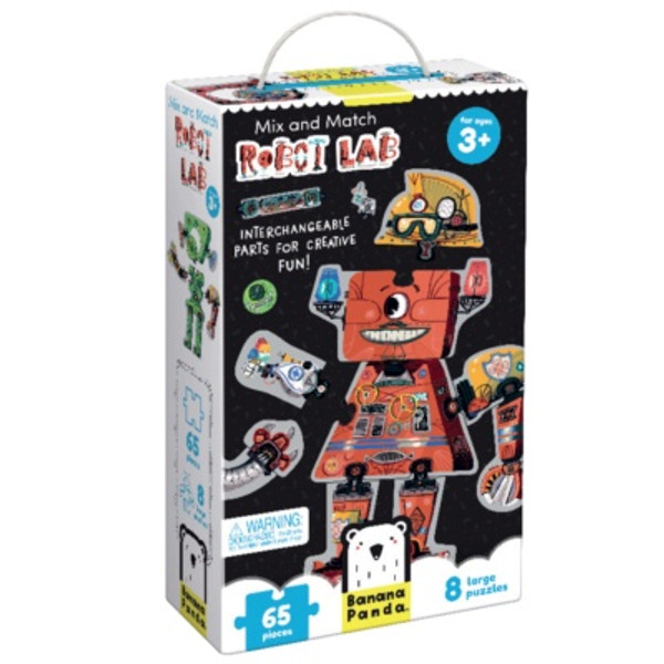 Mix and Match Robot Lab 3+