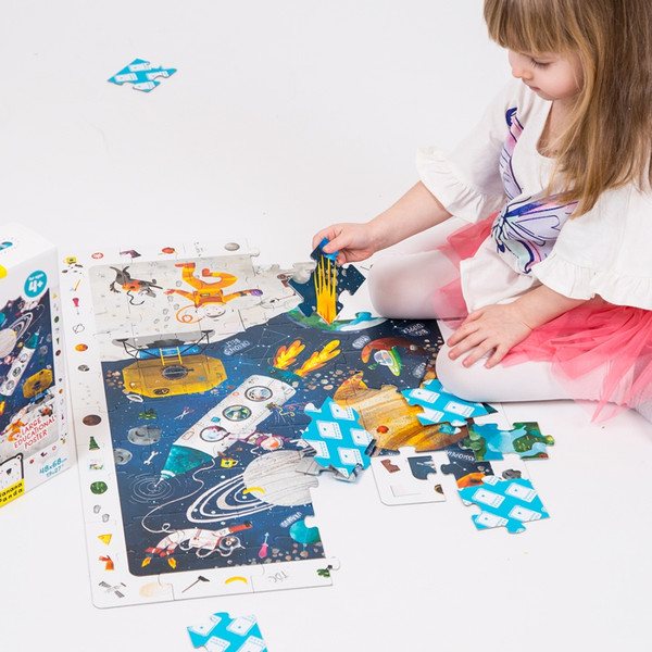 Observation Puzzle Space