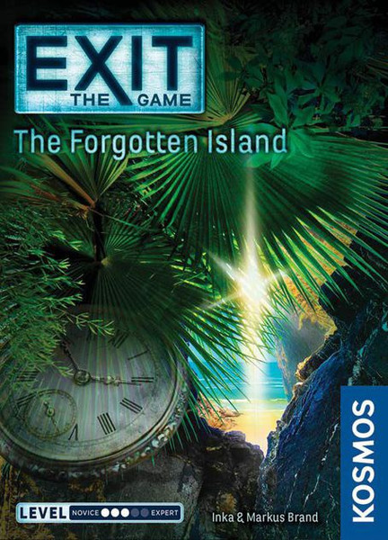 Exit The Game, The Forgotten Island