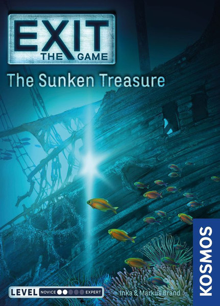 Exit The Game, The Sunken Treasure