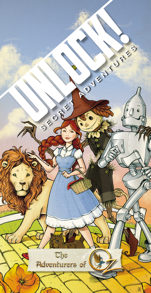 The Adventurers of Oz, Secret Adventures