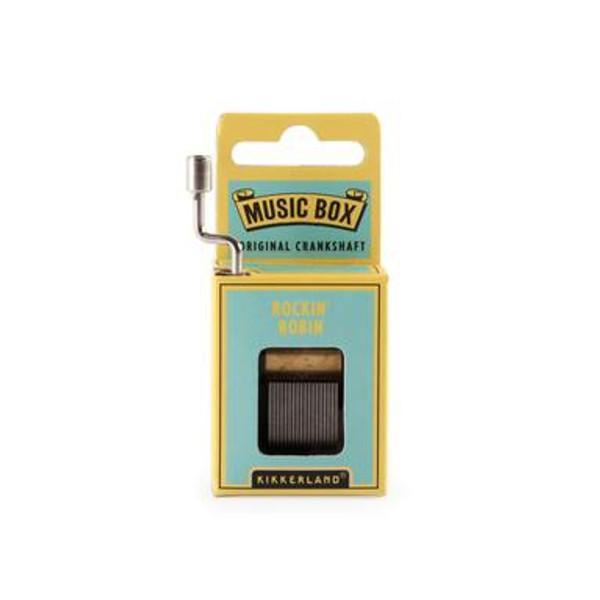 Rockin' Robin Music Box