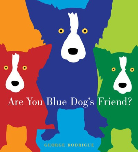 Are You Blue Dog's Friends
