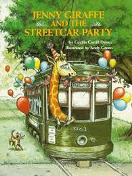 Jenny Giraffe & The Street Car Party