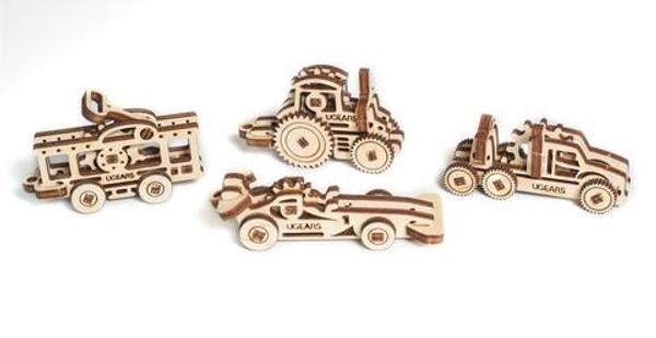 Mechanical models-Motor vehicles