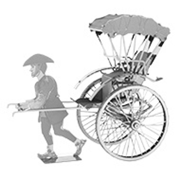 Japanese Rickshaw-retiring