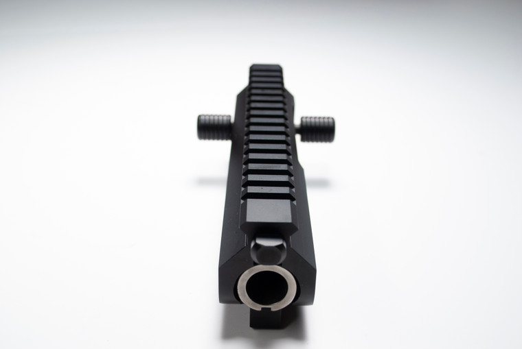 AR15 Side Charging Upper Receiver Ambidextrous 5.56 Complete