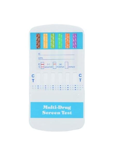5 Panel UA Economy Dip Card - CLIA Waived, AMP, COC, MDMA, MOR (OPI300), THC