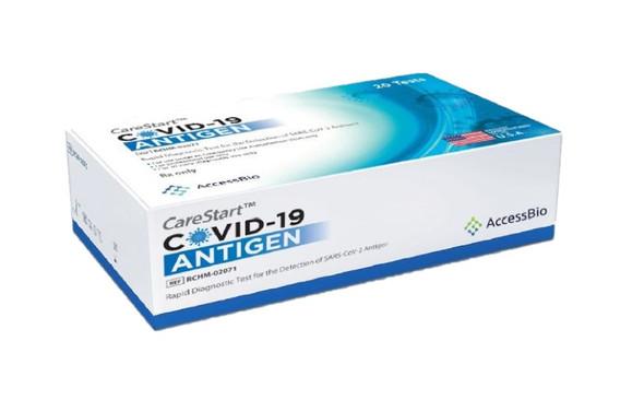 CareStart™ Point-of-Care COVID-19 Rapid Antigen Test Device
