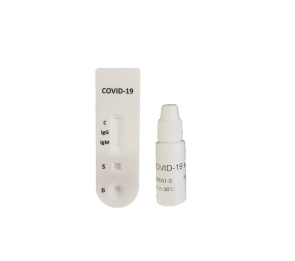 RightSign™ Point-of-Care COVID-19 IgG/IgM CLIA Waived Rapid Antibody Test Device