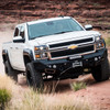 """Pro Comp K1171B 6"""" Lift Kit Installed On A 2014-2018 Chevy Silverado 1500 W/ Alum & Stamped Steel Arms"""