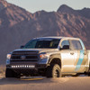Pro Comp ZX2058 Rear Monotube Pro Runner Shock Absorber Installed On A 2007-2020 Toyota Tundra