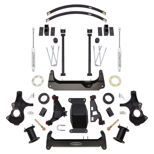 "2014-2018 Chevy Silverado 1500 W/ Alum & Stamped Steel Arms 6"" Lift Kit  - Pro Comp K1171B"