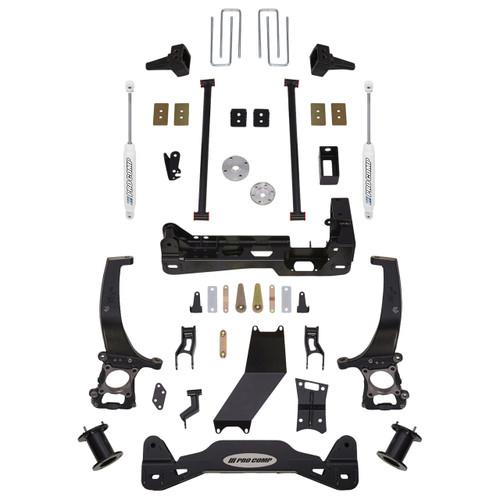 "2009-2014 Ford F-150 4wd Pro Comp 6"" Lift Kit - Pro Comp K4143B"