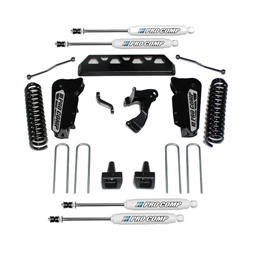 """2017-2020 Ford F-250/F-350 4wd Diesel Stage I Pro Comp  6"""" Lift Kit - Pro Comp K4203B"""
