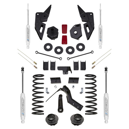 "2014-2018 Dodge RAM 2500 Diesel 6"" Stage I Lift Kit  - Pro Comp K2198B"