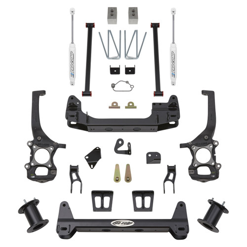 "2004-2008 Ford F-150 2wd 6"" Lift Kit - Pro Comp K4138B"