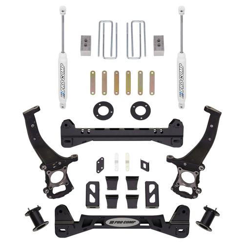 "2015-2020 Ford F-150 2wd 6"" Pro Comp Lift Kit  - Pro Comp K4190B"