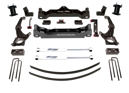 "2016-2019 Toyota Tacoma 4wd/ 2wd Pre Runner 6"" Lift Kit - Pro Comp K5089B"