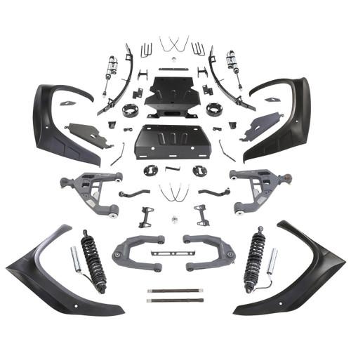 "2007-2020 Toyota Tundra 2wd 4"" Long Travel Performance Lift Kit - Pro Comp K5153B"