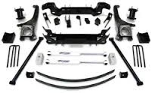 """2007-2013 GM T900 Silverado / Sierra 1500 4wd Non-Auto Trac 6"""" Lift Kit - Pro Comp K1152B"""