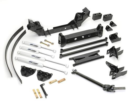 "1999-2006 GM 1500 4wd Non-Auto Trac 6"" Lift Kit - Pro Comp K1057B"