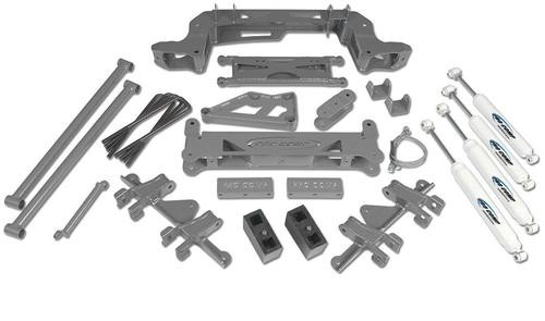 "1988-1998 GM K1500 & SUV 4wd 4"" Bracket System Lift Kit - Pro Comp K1053B"