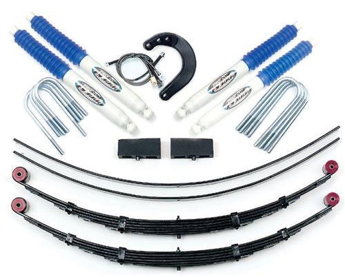 "1979-1986 GM K10 & K15 Pickup 4wd 6"" Lift Kit - Pro Comp K1013"
