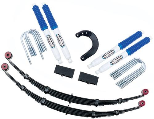 "1979-1986 GM K10 & K15 Pickup 4wd 4"" Lift Kit - Pro Comp K1011"