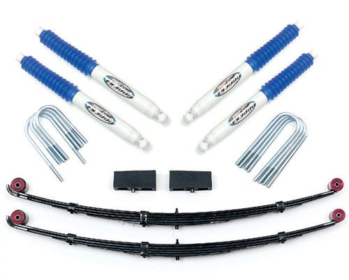 "1979-1986 GM K10 & K15 Pickup 4wd 2.5"" Lift Kit - Pro Comp K1012"