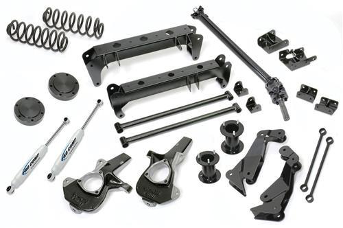 """2007-2014 GM SUV 4wd w/ Auto Track 6"""" Lift Kit - Pro Comp K1142B"""