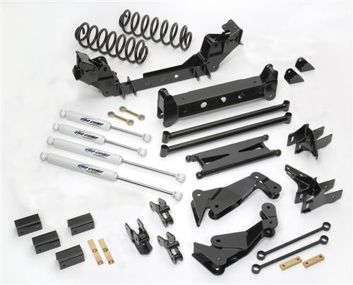 "2000-2006 GM SUV 2wd No Ride Control 6"" Lift Kit - Pro Comp K1083B"