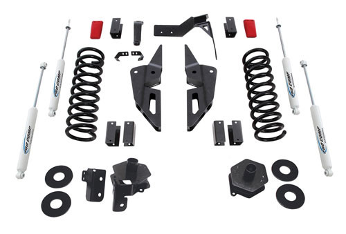 "2014-2018 Dodge RAM 2500 Gas Engine 4"" Stage I Lift Kit – Pro Comp K2093B"