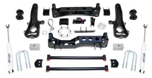 "2006-2008 Dodge RAM 1500 4wd 6"" Lift Kit - Pro Comp K2062B"