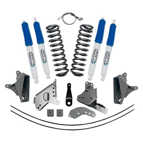 "1990-1996 Ford Bronco 4wd 4"" Stage I Lift Kit – Pro Comp K4053B"
