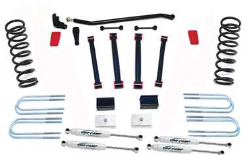 "2009 Dodge RAM 2500/3500 4wd 6.7L Diesel 6"" Short Arm Lift Kit – Pro Comp K2076B"
