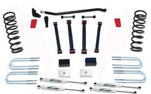 "2007-2008 Dodge RAM 2500/3500 6.7L Diesel 6"" Long Arm Lift Kit – Pro Comp K2074B"