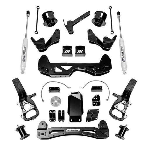 "2019-2020 Dodge RAM 1500 4wd 6"" Lift Kit  - Pro Comp K2103B"