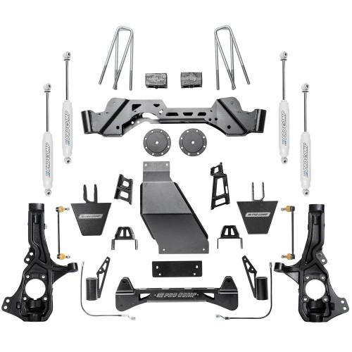 "2020 GM 2500HD Pro Comp 5.5"" Lift Kit - Pro Comp K1097B"