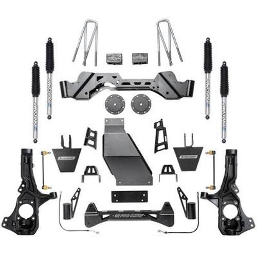 "2020 GM 2500HD Pro Comp 5.5"" Lift Kit W/ Pro Runner Shocks - Pro Comp K1097BP"