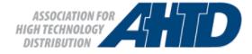 Member of Association for High Technology Distribution