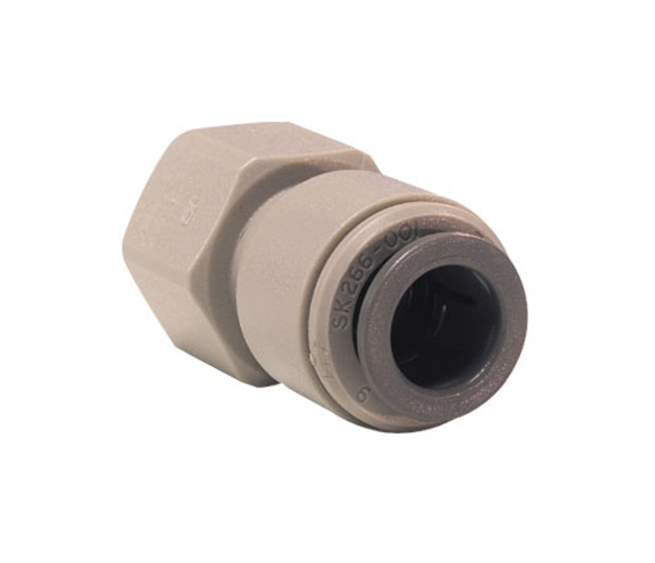 John Guest 3//4 Bsp X 3//8 Push Fit Tap Adapter