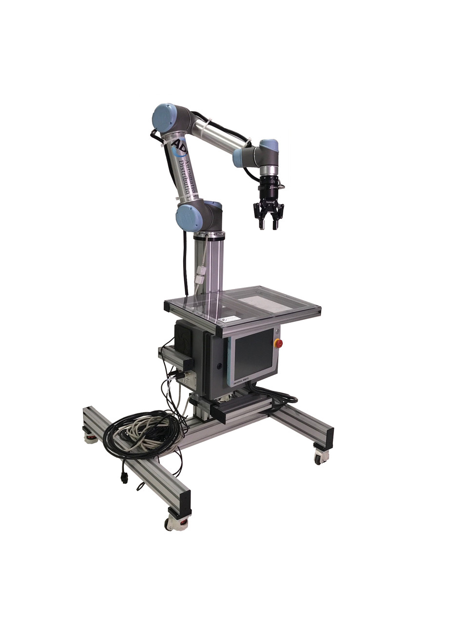 Universal Robots Turnkey Manufacturing Robot with Gripper