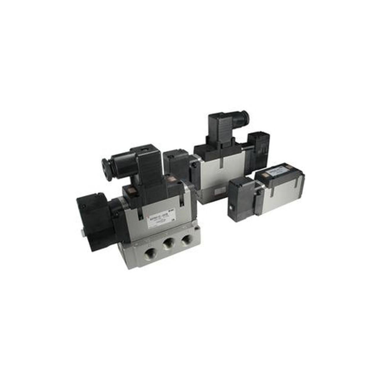 SMC NVZ5140-5DZ 24VDC NSNP