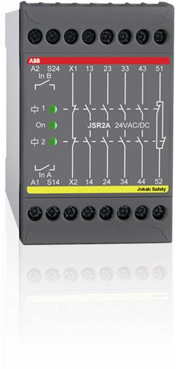JOKAB Safety rt7a 24vdc safety relay