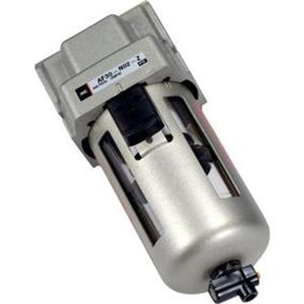 SMC AF20-N02C-CZ filter, modular, AF MASS PRO